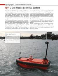 Marine Technology Magazine, page 34,  May 2013 software system