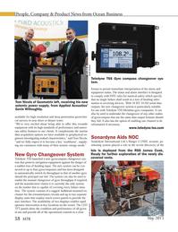 Marine Technology Magazine, page 38,  May 2013 seismic energy needs