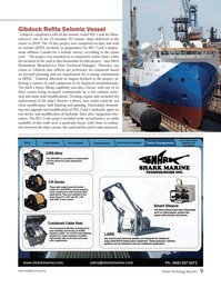Marine Technology Magazine, page 9,  Jun 2013