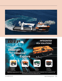 Marine Technology Magazine, page 11,  Jun 2013