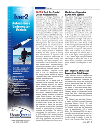 Marine Technology Magazine, page 12,  Jun 2013