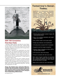 Marine Technology Magazine, page 13,  Jun 2013