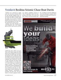 Marine Technology Magazine, page 17,  Jun 2013