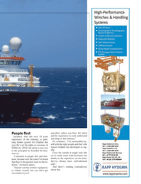 Marine Technology Magazine, page 23,  Jun 2013