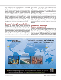 Marine Technology Magazine, page 41,  Jun 2013