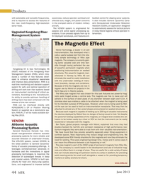 Marine Technology Magazine, page 44,  Jun 2013 decision support system