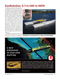 Marine Technology Magazine, page 7,  Jun 2013 Center for Marine Research and Experimentation