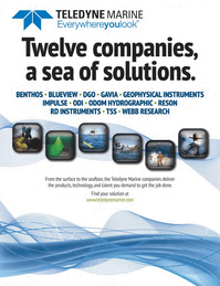 Marine Technology Magazine, page 9,  Jul 2013