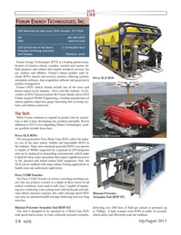 Marine Technology Magazine, page 14,  Jul 2013 Charles E. Jones