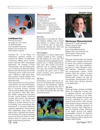 Marine Technology Magazine, page 18,  Jul 2013 Christian Haag
