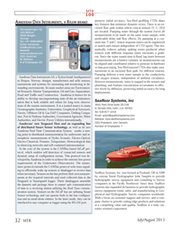 Marine Technology Magazine, page 32,  Jul 2013 Smart Sensor technology