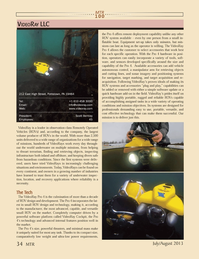 Marine Technology Magazine, page 34,  Jul 2013 Software platform