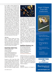 Marine Technology Magazine, page 37,  Jul 2013 Rhode Island