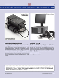 Marine Technology Magazine, page 53,  Jul 2013 Kim Lehmann