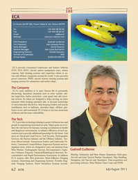 Marine Technology Magazine, page 62,  Jul 2013 Louis SambarinoEngineering