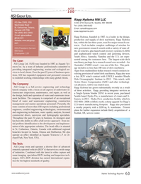 Marine Technology Magazine, page 63,  Jul 2013 New York