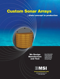 Marine Technology Magazine, page 4th Cover,  Sep 2013