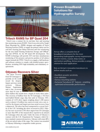 Marine Technology Magazine, page 25,  Sep 2013 Quad 204