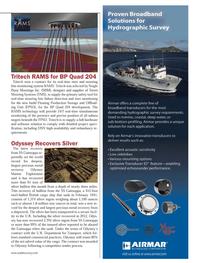 Marine Technology Magazine, page 25,  Sep 2013 Quad 204