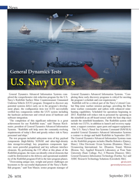 Marine Technology Magazine, page 26,  Sep 2013 Texas