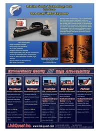 Marine Technology Magazine, page 33,  Sep 2013