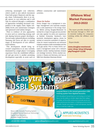 Marine Technology Magazine, page 35,  Sep 2013