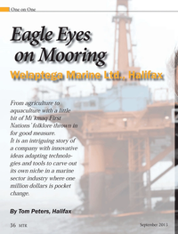 Marine Technology Magazine, page 36,  Sep 2013