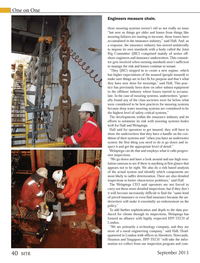Marine Technology Magazine, page 40,  Sep 2013