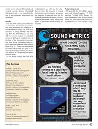 Marine Technology Magazine, page 45,  Sep 2013 Andrew J. Lucas
