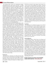 Marine Technology Magazine, page 50,  Sep 2013 Hawaii