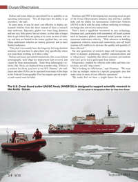 Marine Technology Magazine, page 54,  Sep 2013