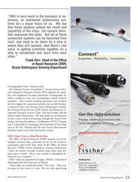 Marine Technology Magazine, page 55,  Sep 2013