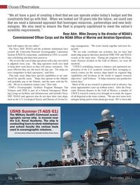 Marine Technology Magazine, page 56,  Sep 2013 Military Sealift Command