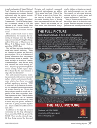Marine Technology Magazine, page 57,  Sep 2013