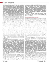 Marine Technology Magazine, page 60,  Sep 2013 University of California San Diego
