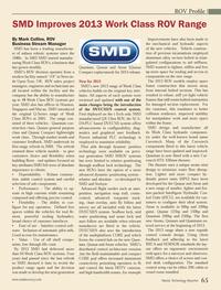 Marine Technology Magazine, page 65,  Sep 2013 dynamic position technology