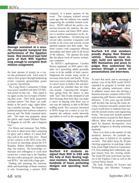 Marine Technology Magazine, page 68,  Sep 2013 California