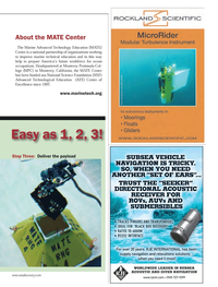 Marine Technology Magazine, page 71,  Sep 2013 America
