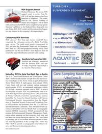 Marine Technology Magazine, page 73,  Sep 2013 University of Alaska Fairbanks