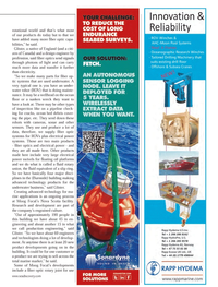 Marine Technology Magazine, page 75,  Sep 2013