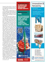 Marine Technology Magazine, page 75,  Sep 2013 oil platforms