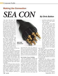 Marine Technology Magazine, page 78,  Sep 2013 Melanie Harrison