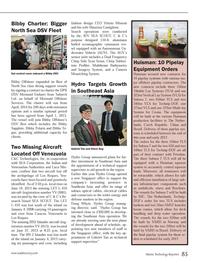 Marine Technology Magazine, page 85,  Sep 2013 Doug Whyte
