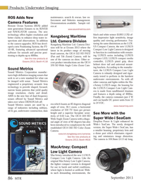 Marine Technology Magazine, page 86,  Sep 2013
