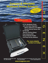 Marine Technology Magazine, page 7,  Sep 2013