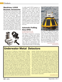 Marine Technology Magazine, page 88,  Sep 2013