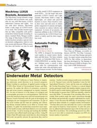 Marine Technology Magazine, page 88,  Sep 2013 expert system