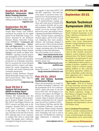 Marine Technology Magazine, page 89,  Sep 2013 Oregon