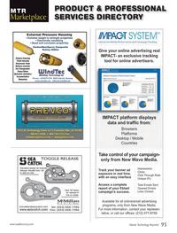 Marine Technology Magazine, page 95,  Sep 2013 flash