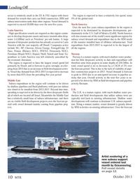 Marine Technology Magazine, page 10,  Oct 2013 Gulf of Mexico